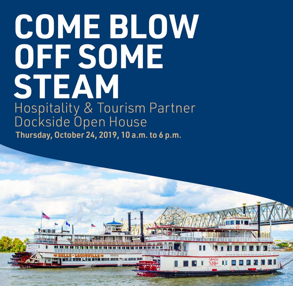 October 24: Belle Of Louisville Open House image