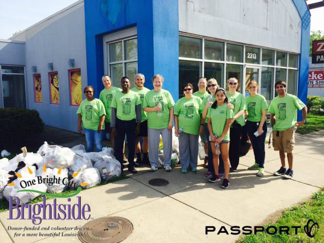October 19: Brightside & Passport Health Plan Community-Wide Cleanup image