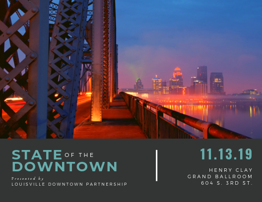 November 13: State of the Downtown 2019 image