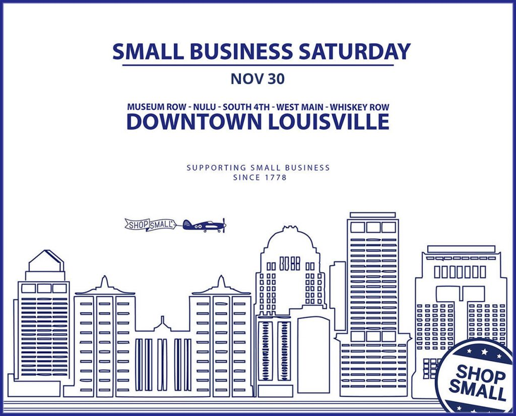 November 30: Small Business Saturday image