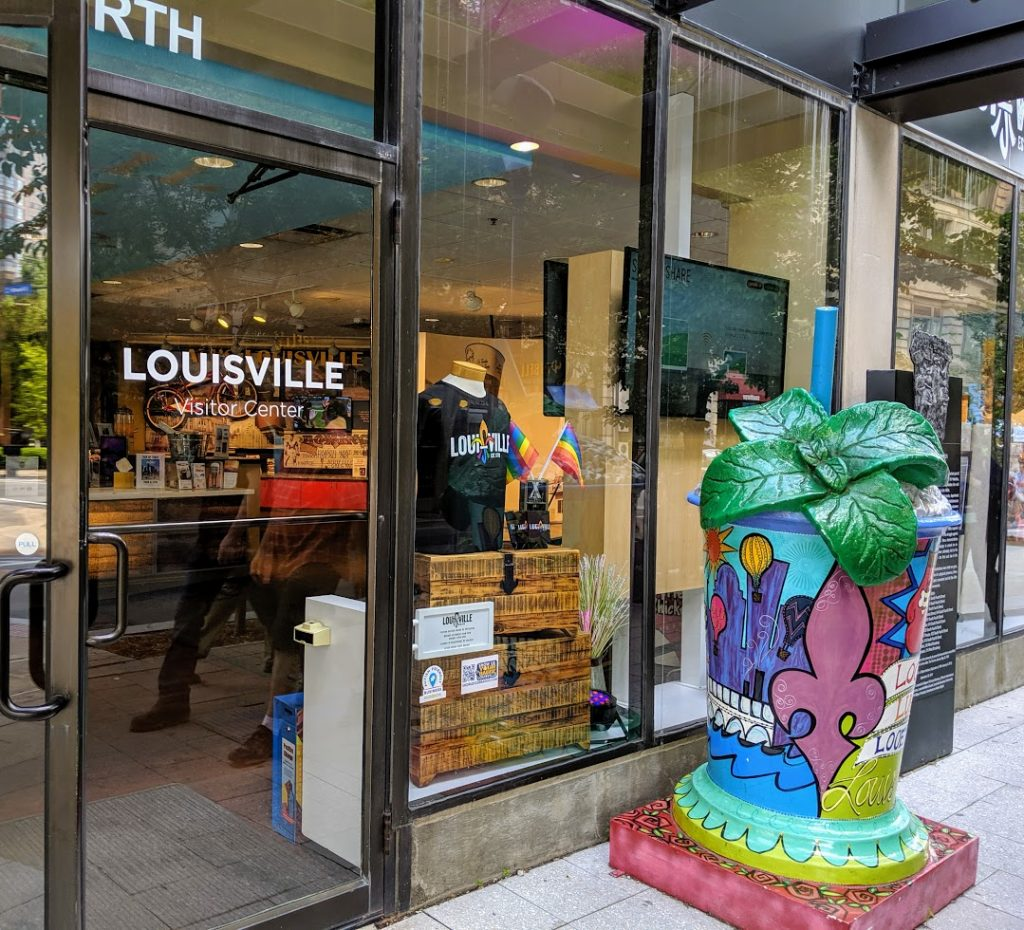 Whiskey Walking Tours at the Louisville Visitor Center image