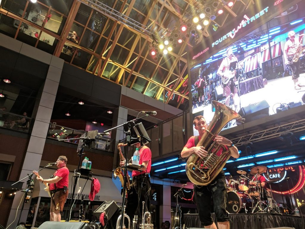 WALKER MONTGOMERY Live music at 4th Street Live! image