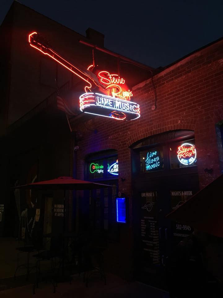 Stevie Ray's Blues Bar Reopening image