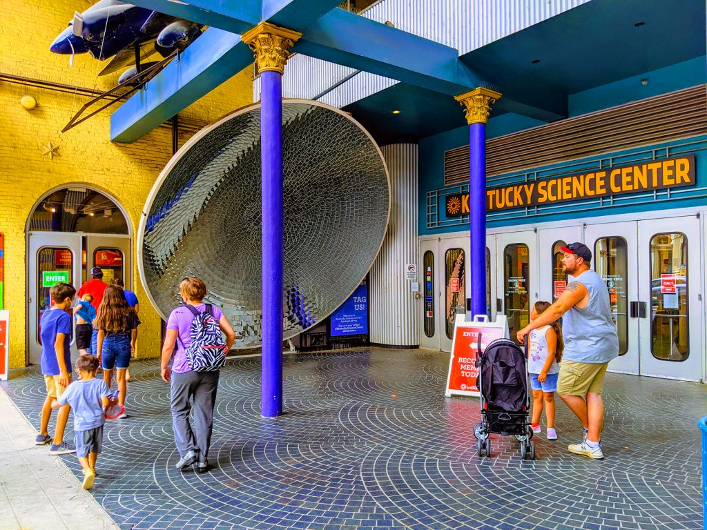 FREE Community Access Membership at the Kentucky Science Center image