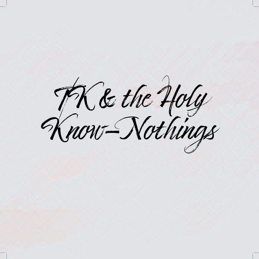 TK & the Holy Know-Nothings at The Flamingo Lounge on Fri 9/17