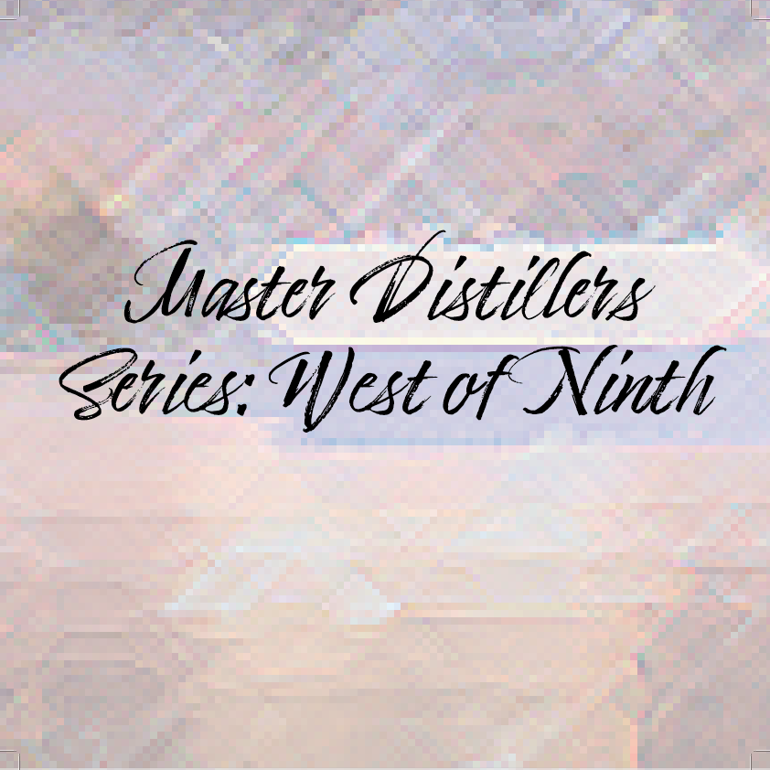 Master Distillers Series: West of Ninth at The Frazier History Museum on  9/15